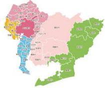 愛知県の中小消費者金融